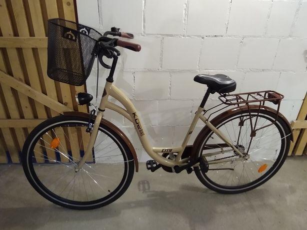 Sprzedam  rower  28 cali z koszem