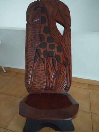Cadeira africana