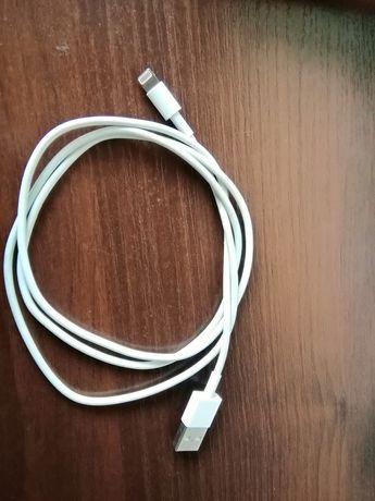 Oryginalny przewód 1m Lightning Apple Iphone kabel 5, 6s, 7, 8,Ipad
