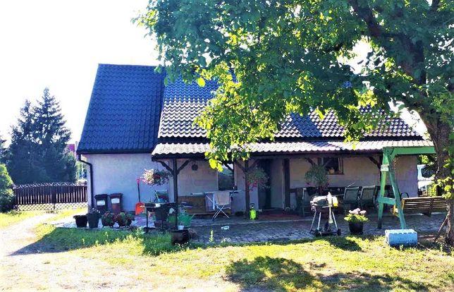 Gospodarstwo rolne w Deszcznie ( woj. lubuskie )