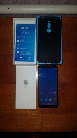 Безрамочный смартфон Meizu M6T 2/16 идеал