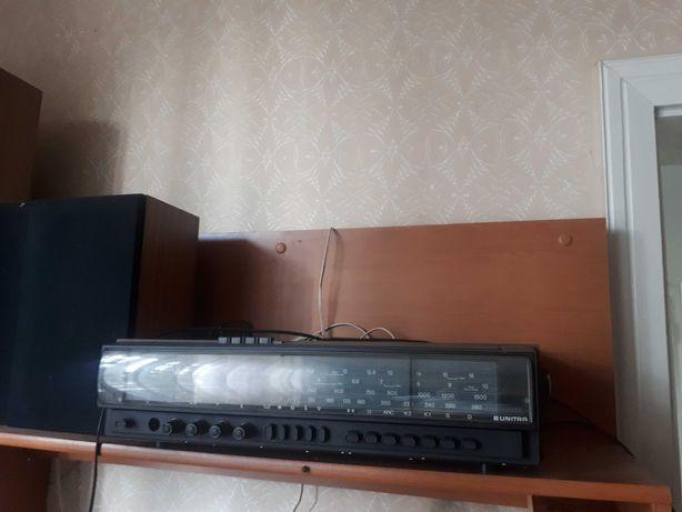 Radio  ZODIAK UNITRA + 2 głośniki