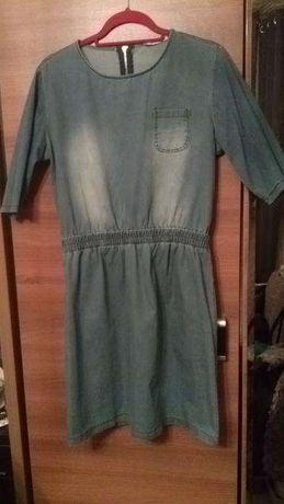 Sukienka jeansowa rozm. 40-42