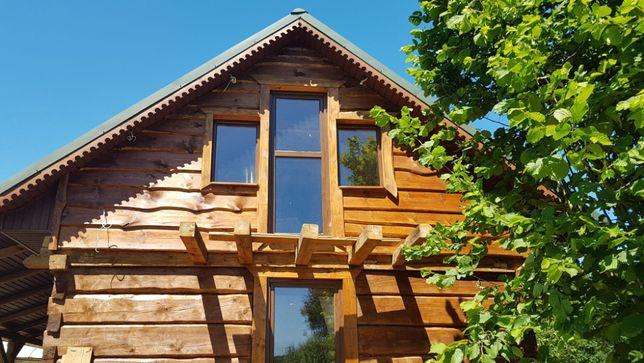 Renowacja / Przebudowa Starych Drewnianych Domów
