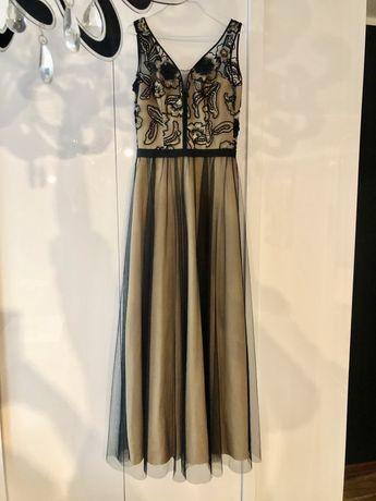 Sukienka długa 36