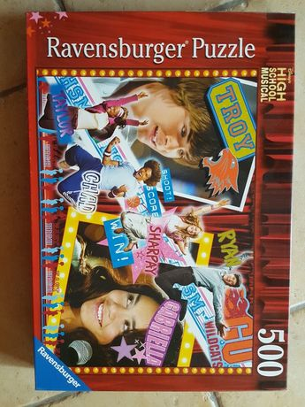Puzzle High School Musical 500 elementów