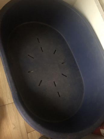 Cama de plastico para cao