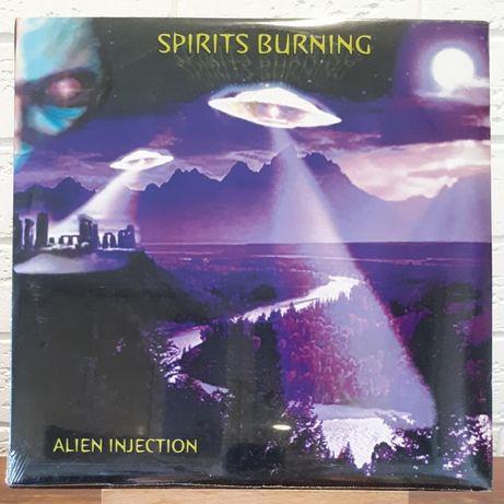 Vinyl SPIRITS BURNING - Alien Injection - 2xLP 2008 Black Widow - S/S