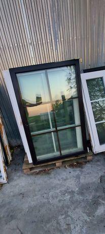 Okna używane z demontażu
