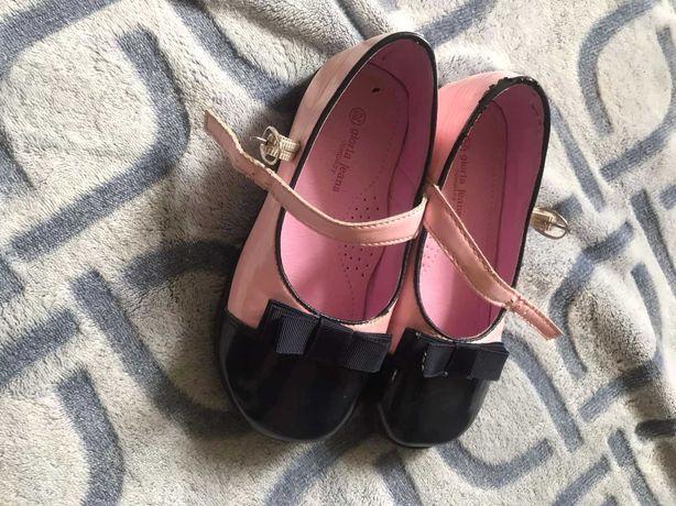 Туфли, мешти, туфельки , мокасины для принцессы на ножку 17-18 см
