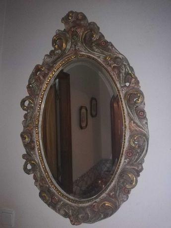 Conjunto: Espelho + Mesa