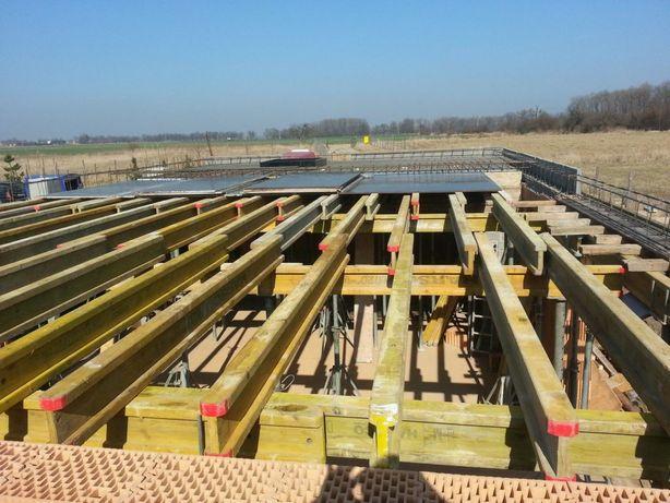 Wynajme szalunki stropowe rusztowania elewacyjne sprzęt budowlany