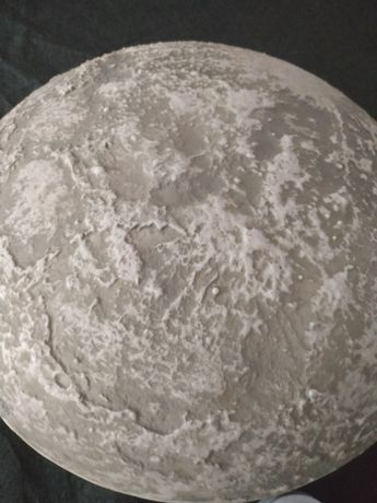 Lampa fazy księżyca