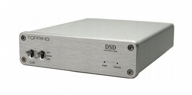 Topping D30 - raty 0%   Autoryzowany dealer   Q21 Pabianice