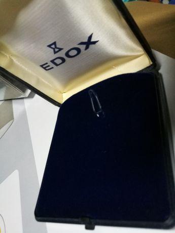 Estojo de relógio bolso edox