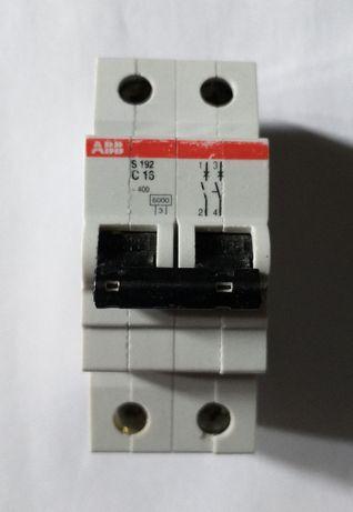Двухполюсный выключатель ABB S-192