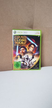 Star Wars The Clone Wars na Xbox 360