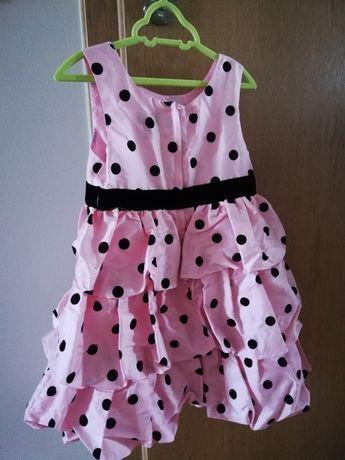 Sukienka dla dziewczynki w wieku 6lat