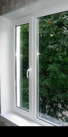 Установка металлопластиковых окон и дверей любой сложности