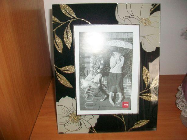 Ramki do zdjęć 4 sztuki Home&You na komodę, szafkę 13x18cm (20x25cm)
