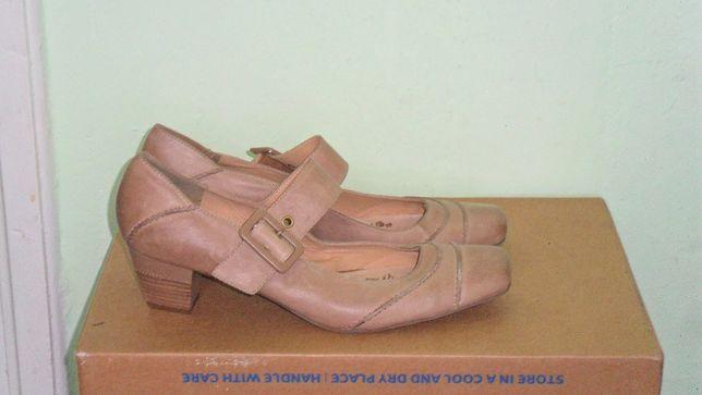 Туфли кожа р 40