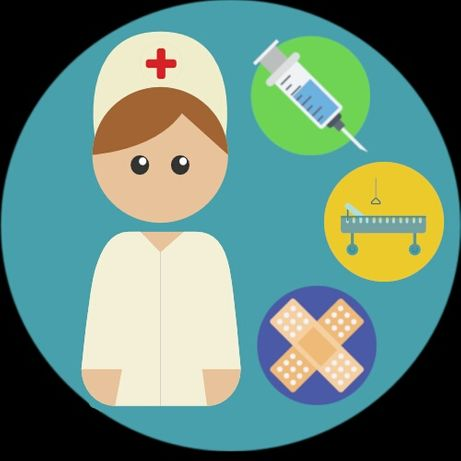 Usługi pielegniarskie Pielęgniarka Mobilna