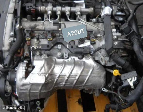 Motor Opel Zafira Insígnia 2.0Cdti 130Cv 160Cv Ref.A20DT A20DTH