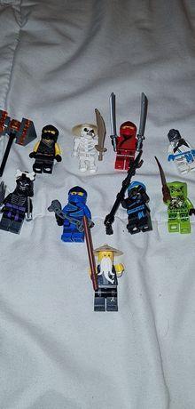 Ludziki Lego ninjago
