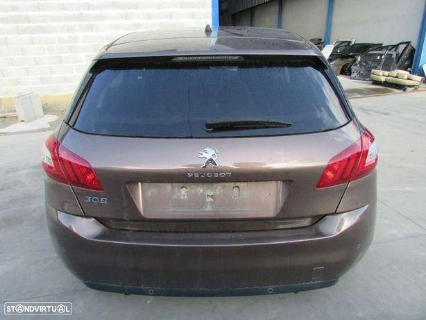 Peças Peugeot 308 1.6 HDi do ano 2015 (9H05)