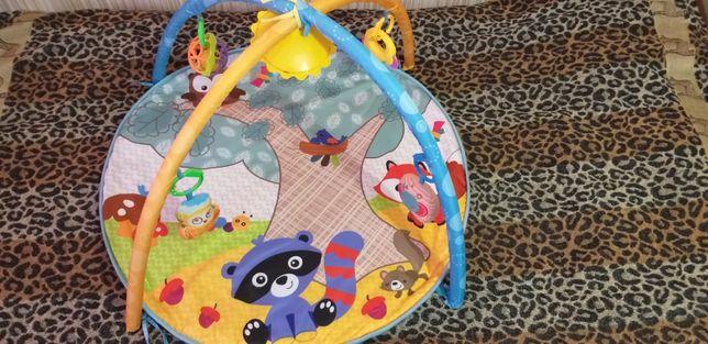 Розвиваючий дитячий коврик Baby blanket