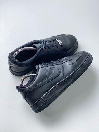 Nike Air Force 1 женские кожаные кроссовки оригинал