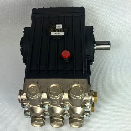 Pompa Interpump WS202 200bar, 21l/min, 1260l/h 7,5km, myjka