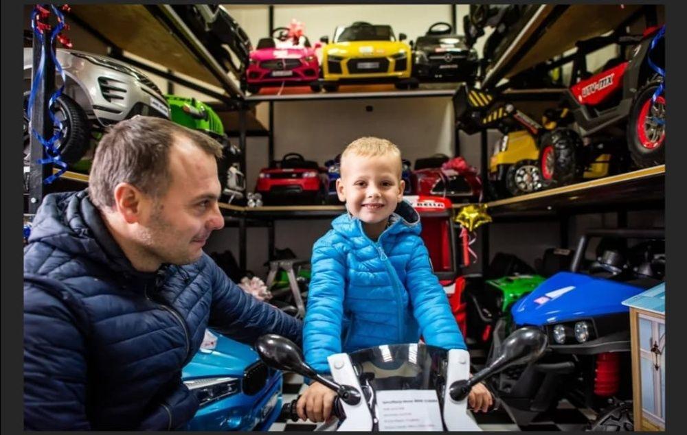 Autko na akumulator dla Twojego Dziecka -zobacz na żywo Kraków - image 1