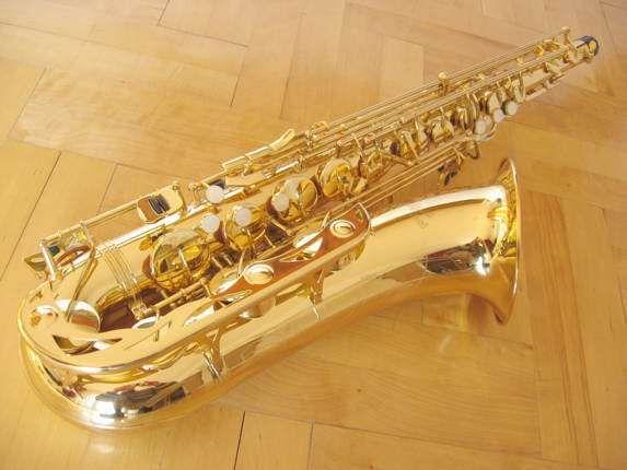 Saksofon tenorowy ANTIGUA TS 2150 LQ, sax tenor