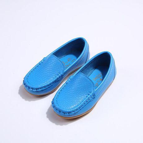 Туфлі-Мокасини для хлопчика 33р.