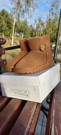 Детские зимние угги, ботинки