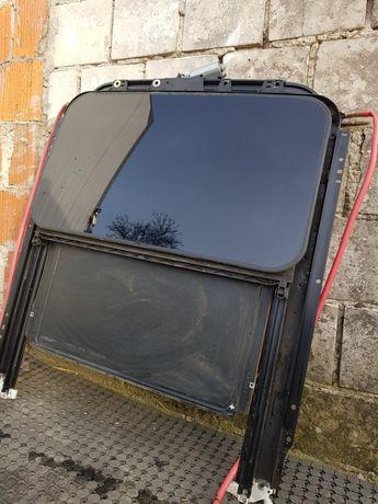 Szyberdach passat b5 przedlift panorama w pelni sprawny szyba