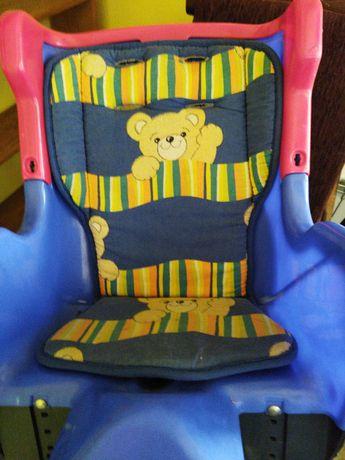 Fotelik na rower krzesełko Kettler