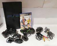 Konsola Sony PS2 SCPH-50004 zestaw