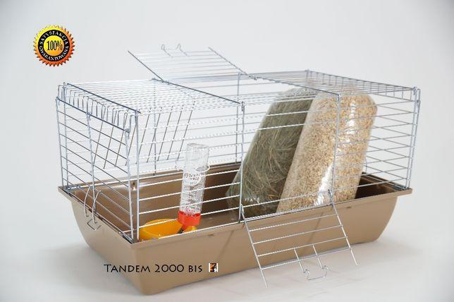 Klatka dla królika świnki 70 cm