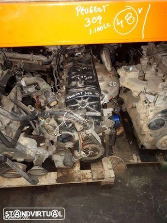Motor completo Peugeot 106 1.1