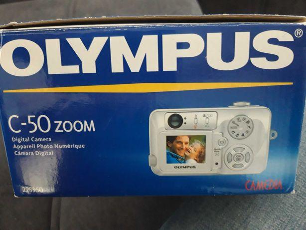 Aparat cyfrowy Olympus
