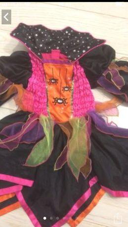 Sukienka przebranie Drakuli księżniczki