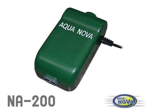 AQUA NOVA napowietrzacz NA-200 2x100l/h