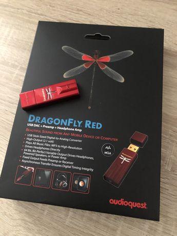 Audioquest Dragonfly Red wzmacniacz DAC