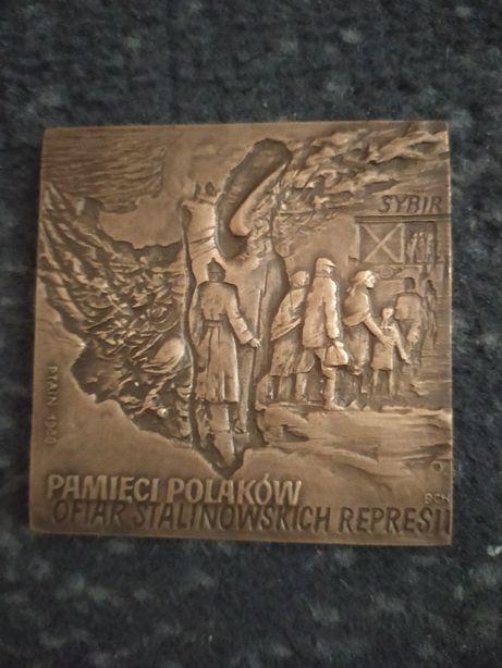 Medal pamięci Polaków ofiar stalinowskich represji