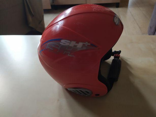 Kask narciarski dla dzieci SH+ EX 1 Evo III czerwony
