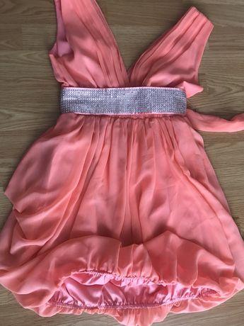 Sukienka bombka S