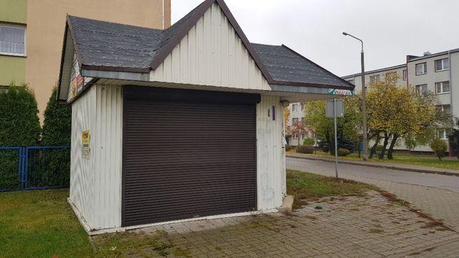 Kiosk Barak Domek