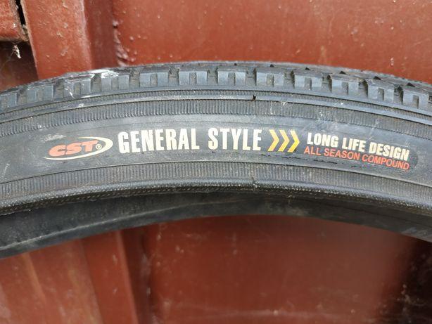 Покришка, шина General Style на велосипед 28-1.75 + камера